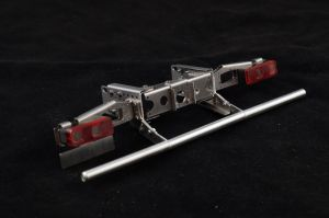 Frame end Arocs set with lights and bumper