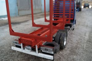 Stanchions v2 for trailers or other