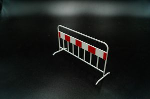 1/14 scale Warning barrier