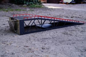 1:14 scale automatic ramp