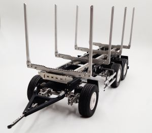 Timber trailer 3axles v2
