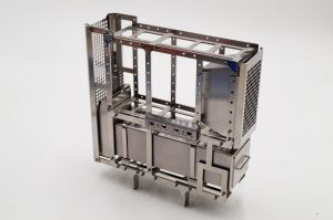 Heavy haulage tower/rack - stainless steel V2