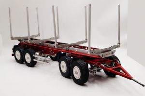 Timber trailer 4axles v2