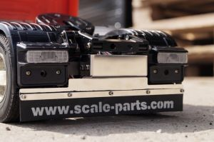 1/14 rear bumper V4 with mudflap