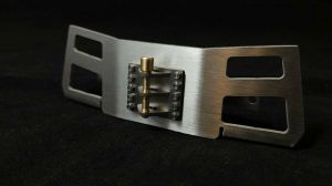 Front bumper- hitch mount for 1:14 truck Arocs  full metal tamiya